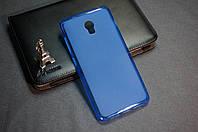 Чехол бампер силиконовый Lenovo Vibe P1