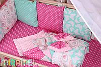 Пошив на заказ детского постельного белья в кроватку
