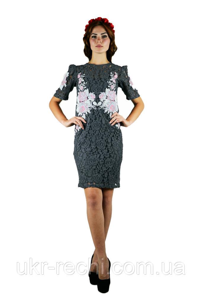 Плаття Вишите Жіноче e2137412b7985