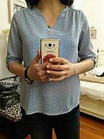 Женская блузочка, M,L,XL р-ры, 240/210 (цена за 1 шт. + 30 гр.)