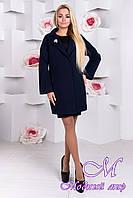 Женское свободное кашемировое пальто (р. S, M, L) арт. Кларенс - 9793