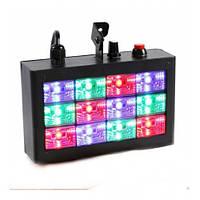 Диско лазер YX-043 лазерный проектор, стробоскоп лазер шоу
