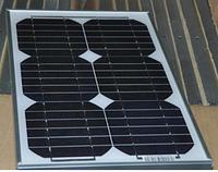 Зарядное Солнечная панель Solar board 30W 18V  64*34 cm код 3018