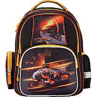 K17-514S-2 Рюкзак школьный 514 Speed racing