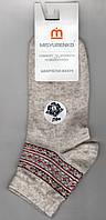 Носки женские демисезонные лён Мисюренко, 11В211КЛ, укороченные, 23 размер, 1639