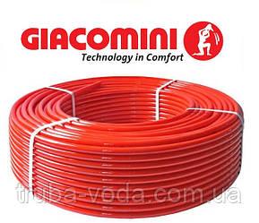 Труба для теплого пола Giacotherm 16Х2,0 с кислородным барьером