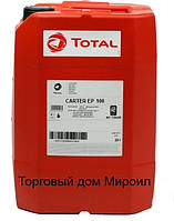 Масло Total CARTER EP 100 канистра 20л