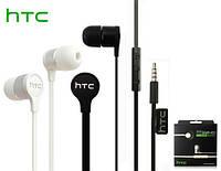 Наушники гарнитура E240 для HTC One M7