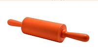Скалка Силиконовая с крутящейся ручкой L=225мм EM8981