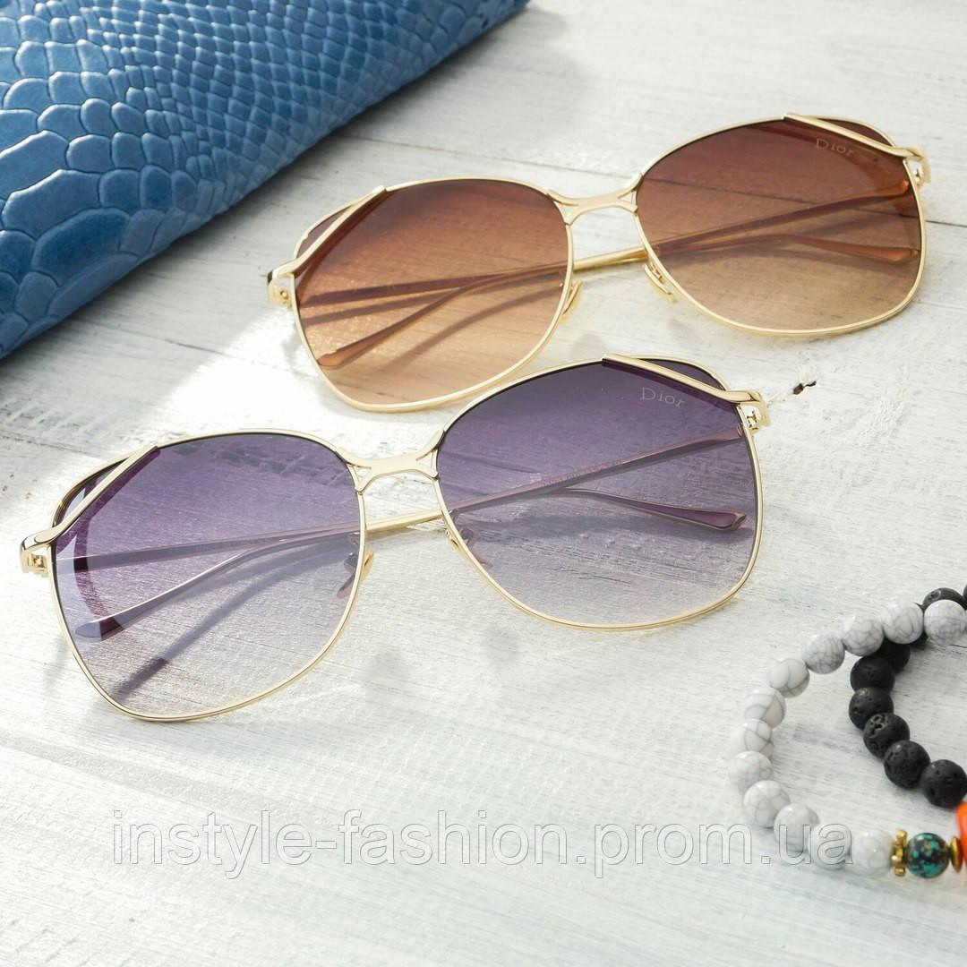 Женские брендовые очки копия Диор реплика выбор цветов