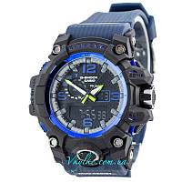 Спортивные часы Casio G-Shock GWG-1000 темно-синие
