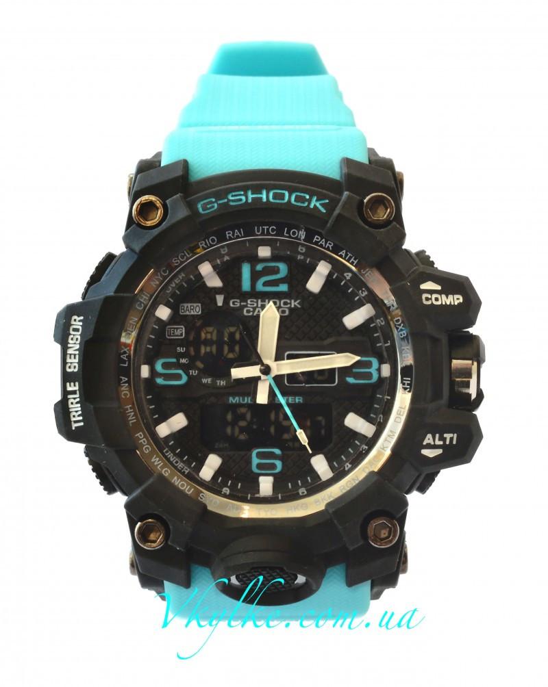 Годинник Casio G-Shock GWG-1000 м'ятні