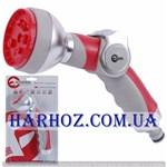Пистолет распылитель для полива 7 функций Intertool (Интертул) GE-0009