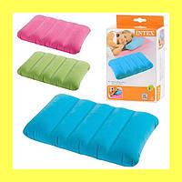 Надувная подушка Intex, Интекс 68676!Акция
