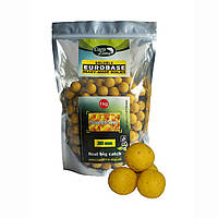 Бойлы растворимые CarpZone Soluble EuroBase Ready-Made Boilies Sweetcorn (Сахарная Kукуруза)