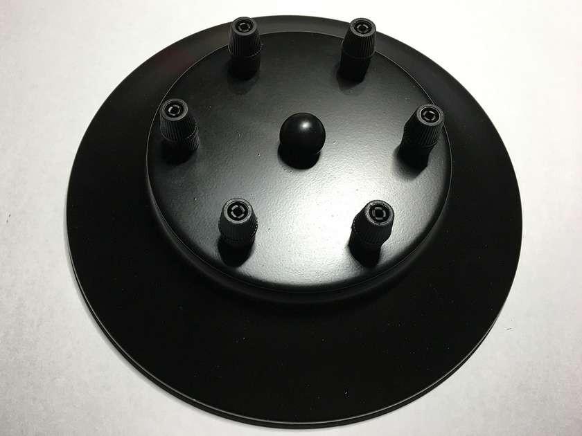 Основание -6 круг 200 мм. (black)