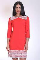 Платье стильное, новинка, красивое, нежное,элегантное , нарядное Лиза  размеров 44, 46, 48, 50