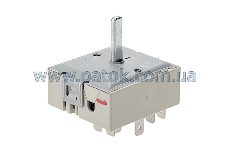 Переключатель мощности конфорок для плиты Indesit EGO 50.55021.100 (C00056412)