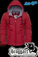 """Мужская демисезонная куртка Braggart """"Evolution"""" На тинсулейте Размеры 48 -56"""