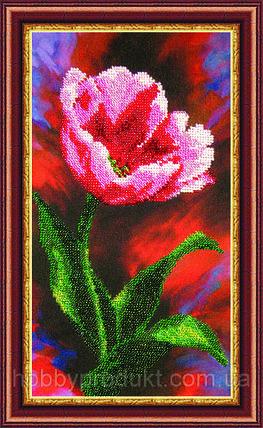 """Набор для вышивания бисером """"Аленький цветочек"""", фото 2"""