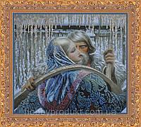 """Набор для вышивания бисером """"Встреча"""" (по мотивам картины К. Васильева), фото 1"""