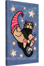 """Набор для вышивания бисером """"Лунный кот"""", фото 2"""