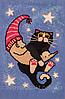 """Набор для вышивания бисером """"Лунный кот"""""""
