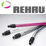 Трубы и фитинги Rehau (рехау), германия
