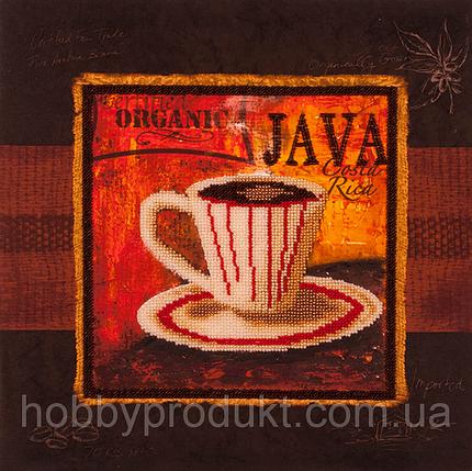 """Набор для вышивания бисером """"Чашечка кофе-3"""", фото 2"""