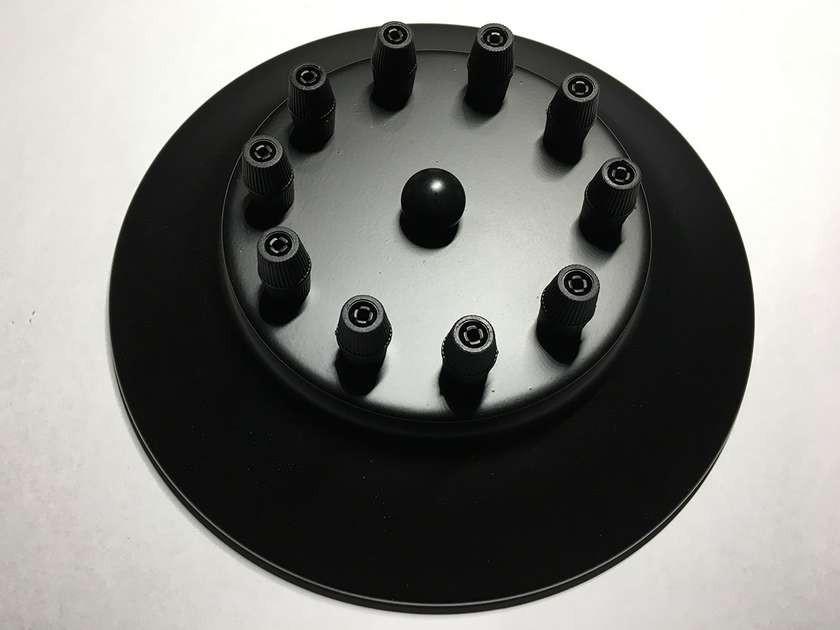 Основание -10 круг 200 мм. (black))