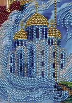 """Набор для вышивания бисером """"Икона Святого Архангела Михаила"""", фото 3"""