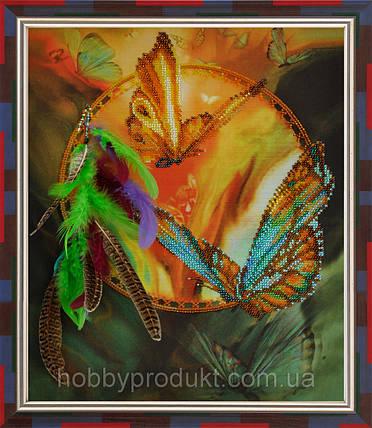 """Набор для вышивания бисером """"Удивительные бубны"""", фото 2"""