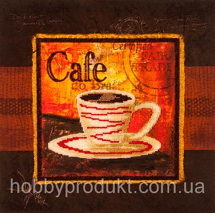 """Набор для вышивания бисером """"Чашечка кофе-4"""", фото 2"""