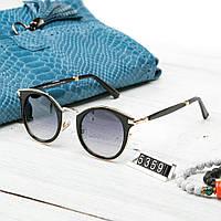 Женские брендовые очки Jimmy Choo цвет черный