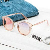 Женские брендовые очки Jimmy Choo розовые