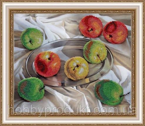 """Набор для вышивания бисером """"Яблочное ассорти"""", фото 2"""