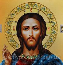 """Набор для вышивания бисером """"Икона Христа Спасителя"""", фото 2"""