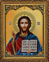 """Набор для вышивания бисером """"Икона Христа Спасителя"""", фото 1"""