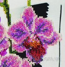"""Набор для вышивания бисером """"Цветочная фантазия"""", фото 3"""