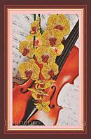 """Набор для вышивания бисером """"Цветочная фантазия-2"""", фото 1"""