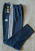 Штаны футбольные Реал Мадрид черные