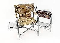 """Раскладное кресло """"Режиссер"""" (одна полочка """"ножки"""") 52х45х47 см."""