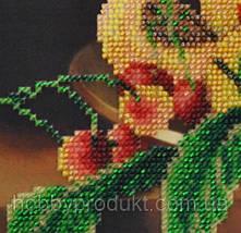 """Набор для вышивания бисером """"Натюрморт с вишней"""", фото 3"""