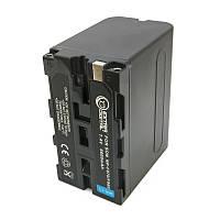 Аккумулятор для Sony NP-F970, Li-ion, 6600 mAh