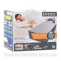 Надувная кровать со встроенным электронасосом 64412 СКЛАД