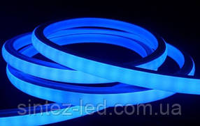 LED НЕОН SL-001 SMD 2835/120 220V голубой IP68 (1м) Код.58863
