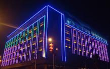 LED НЕОН SL-001 SMD 2835/120 220V красный IP68 (1м) Код.58865, фото 3