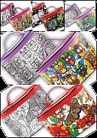 Набор для творчества Косметичка-раскраска (My color case)