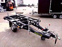 Прицеп для дизель генератора 2,3м х 1,35м. Тормоза 2т!