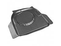 Резиновый коврик в багажник Chery Amulet A15 2006-... Lada Locer (Локер)